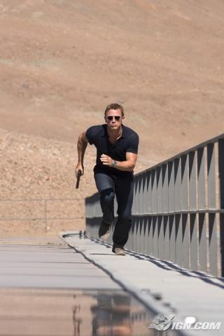 Foto de Nuevas imágenes de 'Quantum of Solace', el nuevo Bond (1/23)
