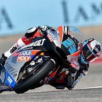 Marcel Schrötter se lleva unos apretados entrenamientos de Moto2 por 11 milésimas sobre Álex Márquez