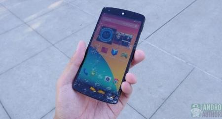 El Nexus 5 no es tan resistente como parece