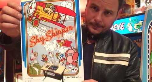 Imagen de la semana: Sky Skipper, el juego más raro de la historia de Nintendo