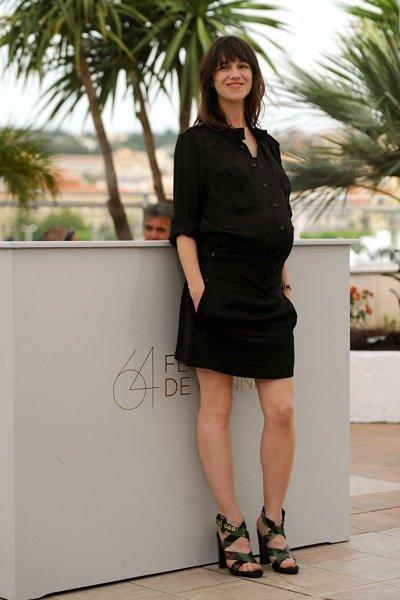 Charlotte Gainsbour Cannes