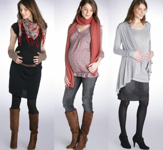Foto de ¿Cómo vestir cuando estás embarazada? (4/14)