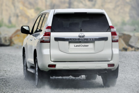 Toyota Land Criuser Motorpasion 145