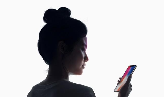 face id iPhone x desbloqueo reconocimiento facial