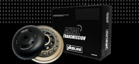 Yasuni Axial es un nuevo variador español para scooter que aprovecha toda la potencia de tu moto