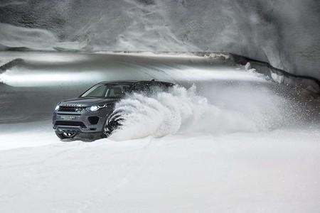 Land Rover Discovery Vs Trineo De Perros 4