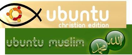 Religiones Ubuntu