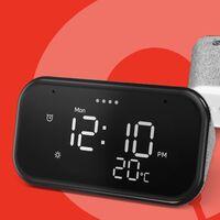 El despertador inteligente Lenovo Smart Clock Essential también está de oferta: MediaMarkt lo tiene por 29,99 euros en sus Lenovo Hours