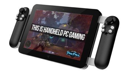 Razer Project Fiona, un ordenador para jugar atrapado en una tablet