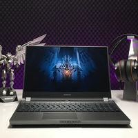 Gigabyte Aorus 15G: un portátil 'gamer' con teclado mecánico para que se note en el juego pero no en el grosor