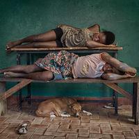 'Niños esclavos. La puerta de atrás', un libro de la fotoperiodista Ana Palacios sobre el drama del tráfico de menores en África