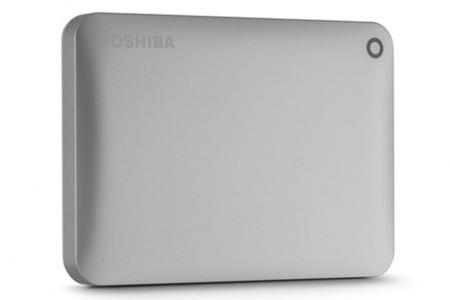 Toshiba actualiza sus líneas de discos duros portables Canvio con capacidad hasta 3TB