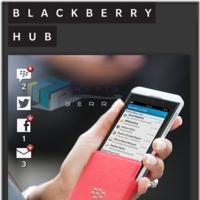 BlackBerry Z10 aparece de nuevo en imágenes, en blanco y en negro