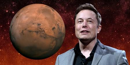 Elon Musk planea unas primeras colonias en marte que vivan en cúpulas de cristal