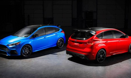 Ford Focus Rs Limited Edition 1