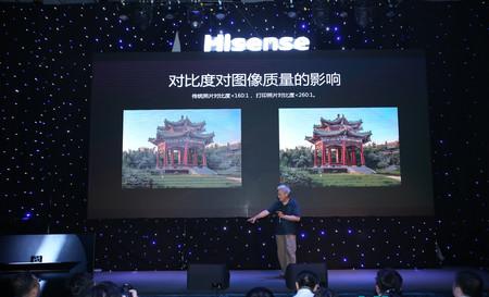 Hisense quiere seguir innovando: estas son las tecnologías y diseños en televisores que ha enseñado en la IFA 2019