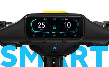 Xiaomi A1pro Moto Electrica Ciclomotor 1