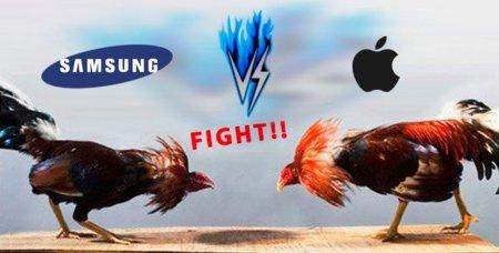 Samsung consigue una pequeña victoria frente a Apple en la guerra de patentes