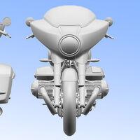La BMW Transcontinental será la opción viajera de la BMW R 18, más carenada y con radar, según estas patentes