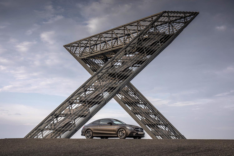 Foto de Mercedes-Benz Clase C 2018, toma de contacto (138/255)