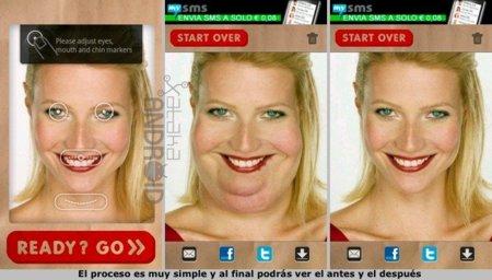 FatBooth, una aplicación para cambiar tu aspecto