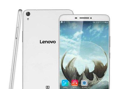 Lenovo Phab Plus, un smartphone con enorme pantalla de 6,98 pulgadas, a un precio pequeño: 94,93 euros