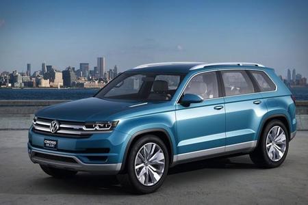 Se retrasa la SUV de Volkswagen (pero sólo un par de años)