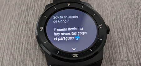 Android Wear Asistente de Google