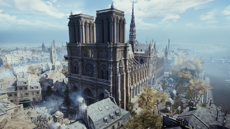 Acunity Artwork Notre Dame Beauty 1555498711
