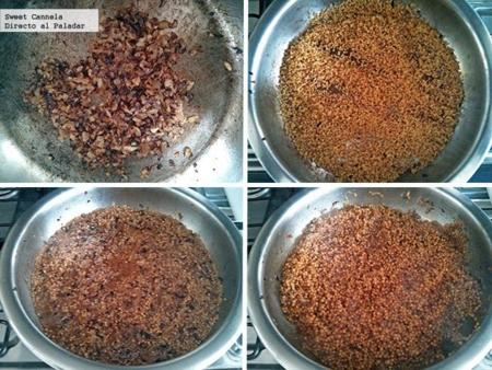 Preparacion Pasta Risotto
