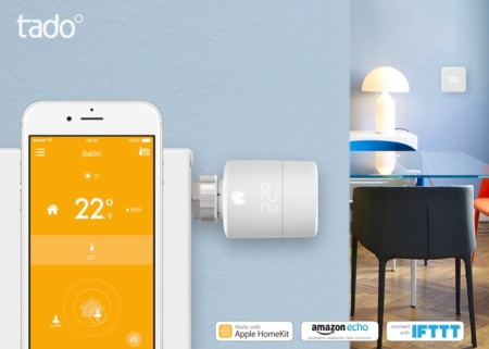 tado° presenta dos nuevos productos IoT y se integra con Apple Homekit y Amazon Echo