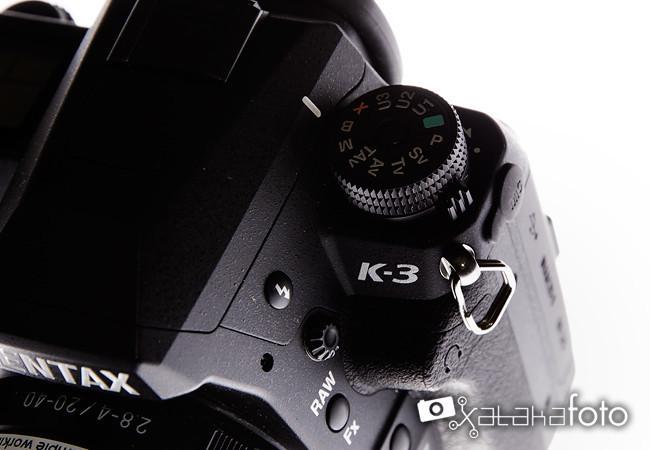 Pentax K-3, prueba a fondo