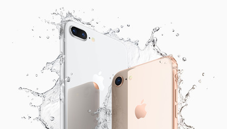 Iphone 8 8 Plus Resistencia Agua