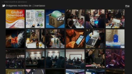 Twitter estrena sus galerías de imágenes