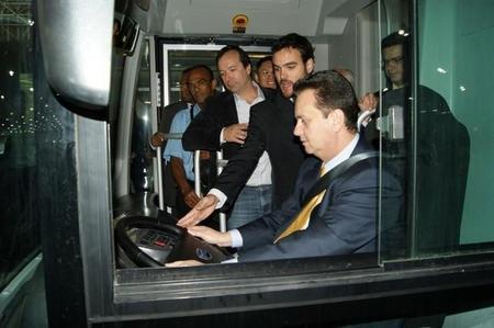 Sao Paulo incorporará autobuses eléctricos de BYD a su flota
