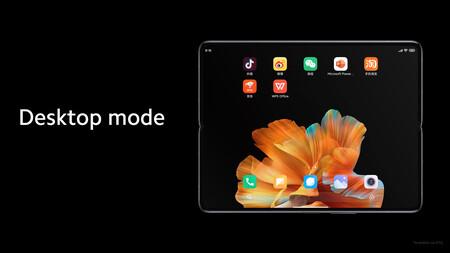Xiaomi Mi Mix Fold Oficial Modo Escritorio Pc