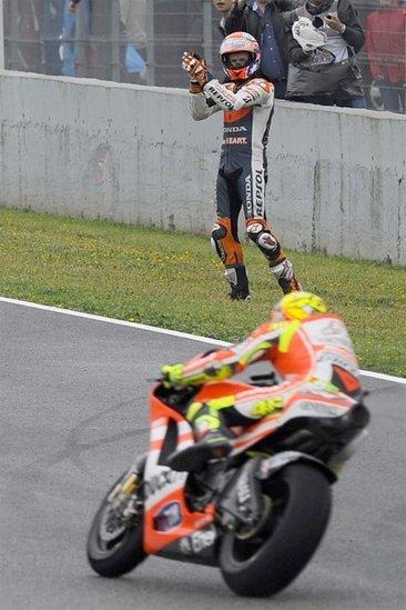 MotoGP España 2011: Así lo cuentan los protagonistas