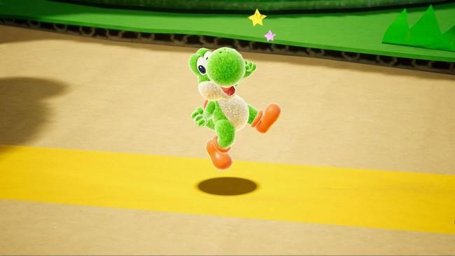 Yoshi's Crafted World y Más Kirby en el reino de los hilos concretan su fecha de lanzamiento para marzo