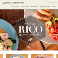 Alimentario.co, el sitio web colombiano que te envía comida saludable a domicilio