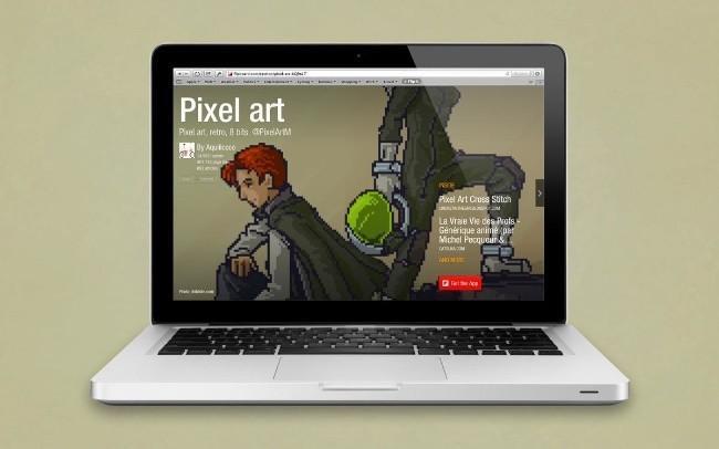 Flipboard trae a la web sus revistas personalizadas