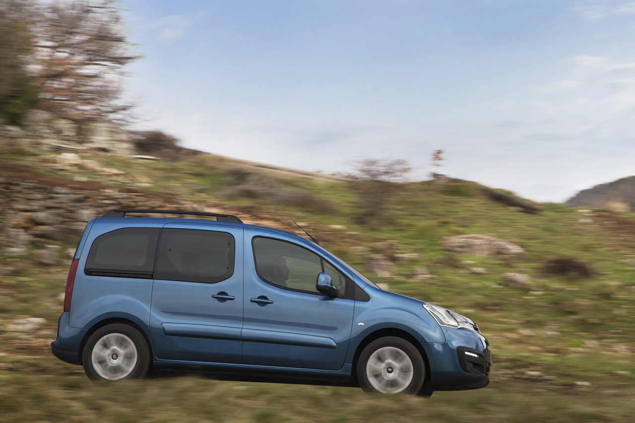 Foto de Citroën Berlingo (43/61)
