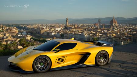 Gran Turismo Sport presenta el Fittipaldi EF7 Vision Gran Turismo