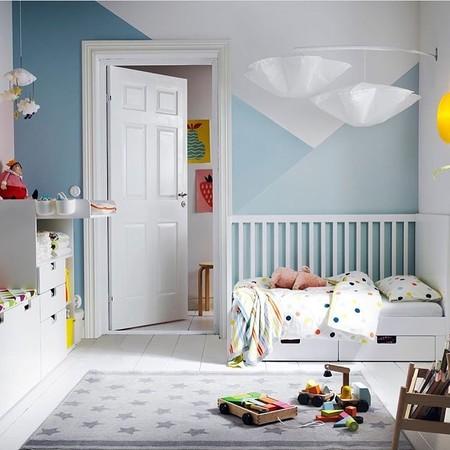 Orden en casa; Ikea nos da algunos consejos para ordenar los juguetes de forma práctica mientras enseñamos a los niños a ser ordenados