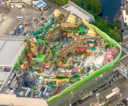Super Nintendo World Universa Studios Osaka Japon Apertura Primavera 2021