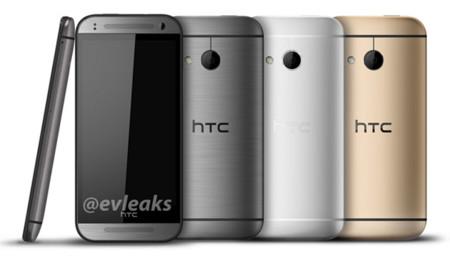 Una nueva imagen del HTC One mini 2 nos presenta sus tres colores