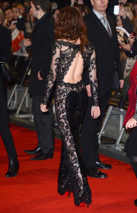 Kristen Stewart premiere Londres