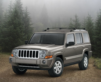 ¿Sustituirá el Jeep Grand Cherokee al Jeep Commander?