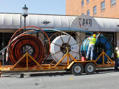 MásMóvil llega a un acuerdo de co-inversión con Orange para cubrir un millón de hogares con fibra
