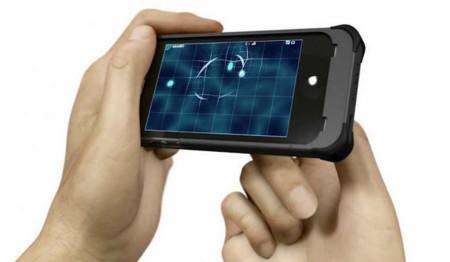 Ya puedes tener un touchpad tipo PS Vita en tu iPhone con la carcasa Sensus