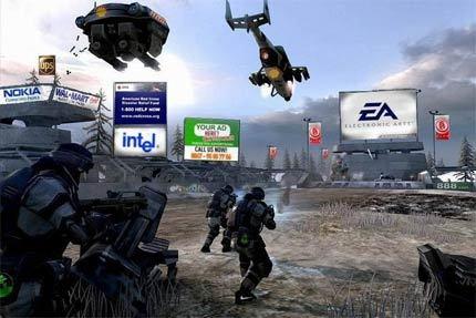 Sony se apunta a la publicidad ingame